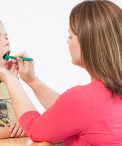 ORAL MOTOR ACCESSORIES